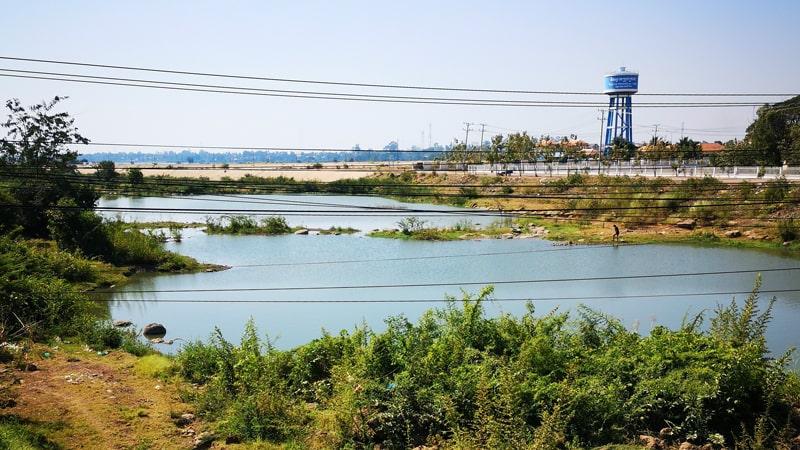 Kratie: local waterbody