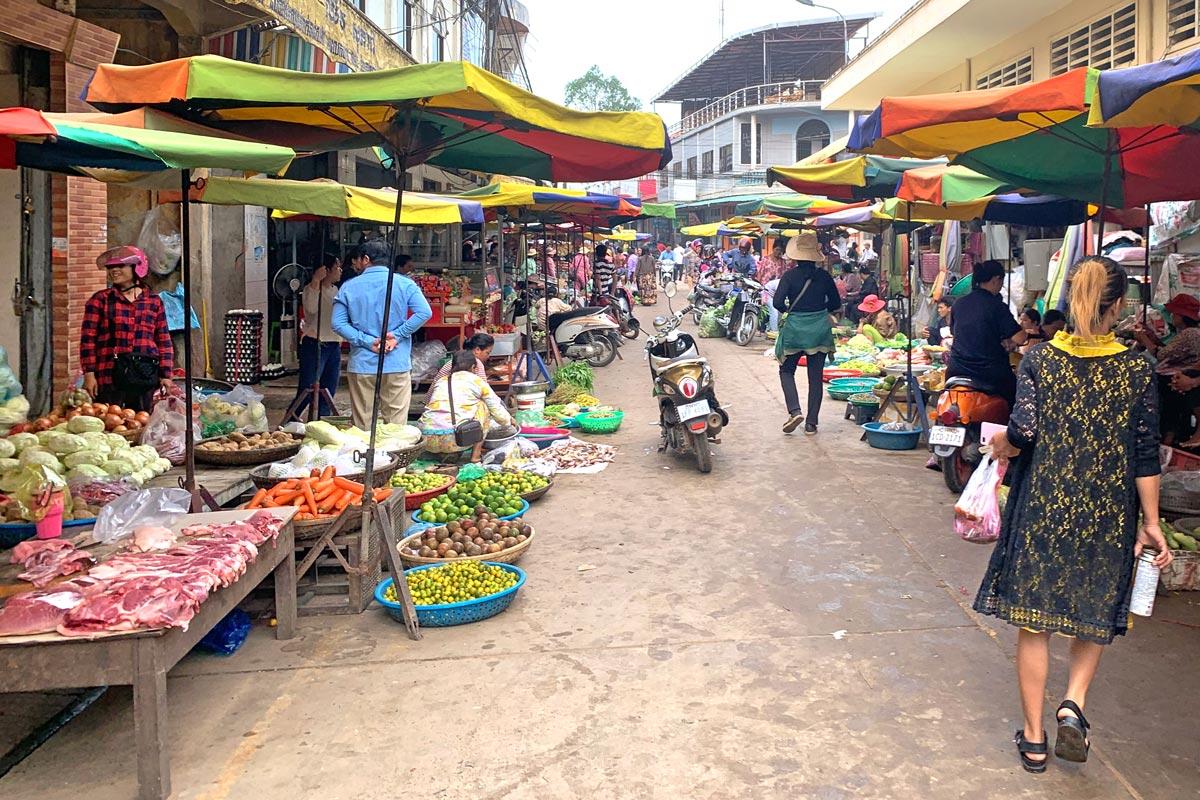 Kratié, Cambodia