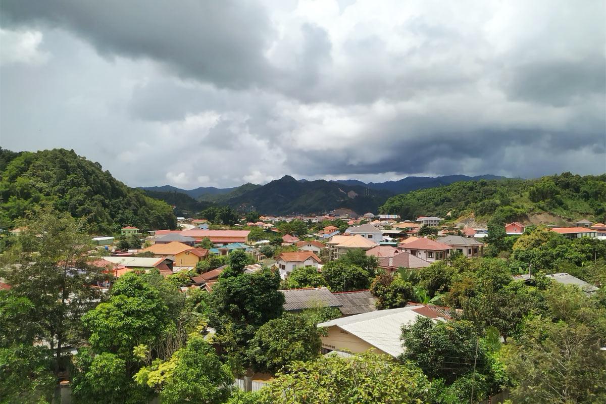 Sam Neua, Laos