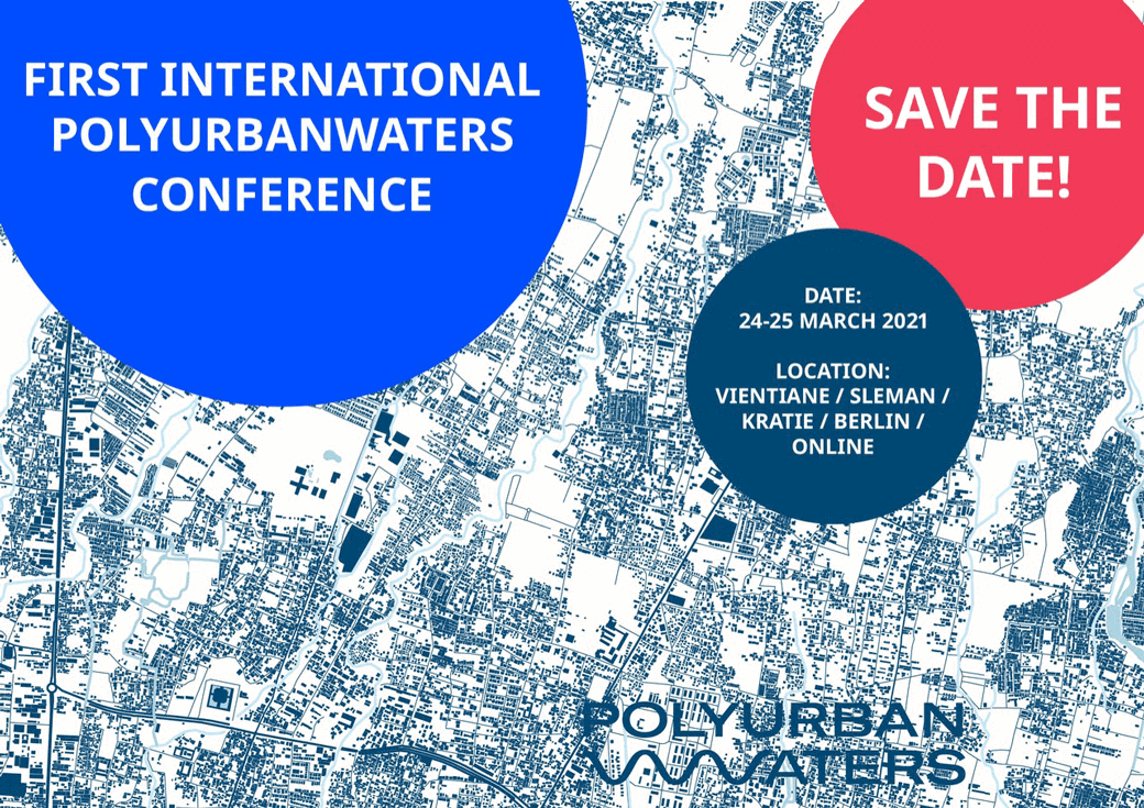 First International PolyUrbanWaters Conference: 24-25 March 2021